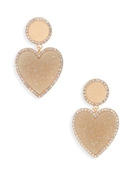 Asimina Drusy Drop Earrings by Baublebar