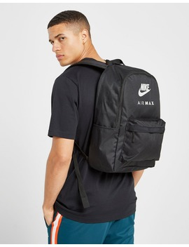 Nike Air Max Logo Backpack by Jd Sports