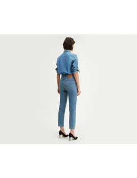 501® Original Cropped Stretch Women's Jeans by Levi's