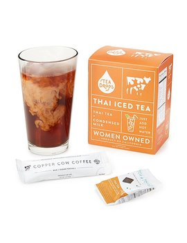 Homemade Thai Iced Tea by Uncommon Goods