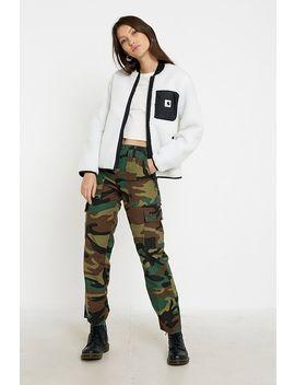 Carhartt Wip Janet Teddy Liner Jacket by Carhartt Wip