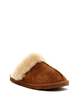 Loki Ii Genuine Sheepskin Fur Lined Slipper by Bearpaw