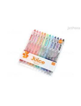 Pilot Juice Gel Pen   0.38 Mm   12 Color Set by Pilot