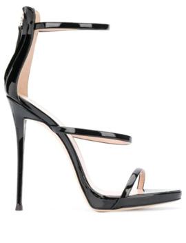 Coline Heeled Sandals by Giuseppe Zanotti