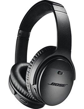 Quiet Comfort 35 Wireless Noise Cancelling Headphones Ii   Black by Bose®