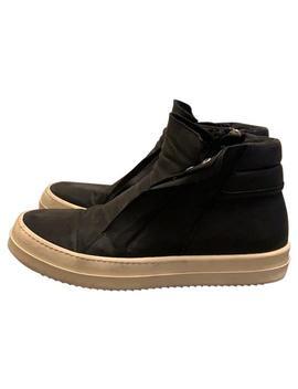 Black Sneakers by Rick Owens