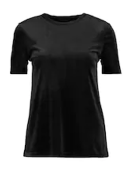 Print T Shirt   Black by Kiomi Tall