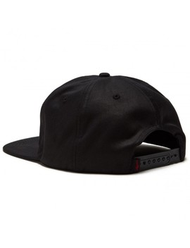 Deathwish Deathspray Rubber Snapback Hat by Ccs