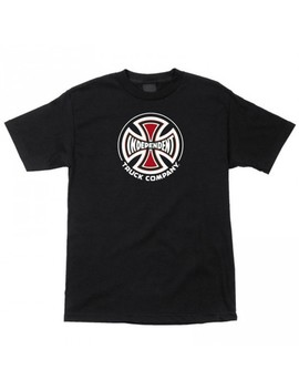 Independent Truck Co T Shirt   Black by Ccs