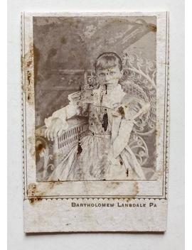 Original Antique Photograph | Delia by Etsy