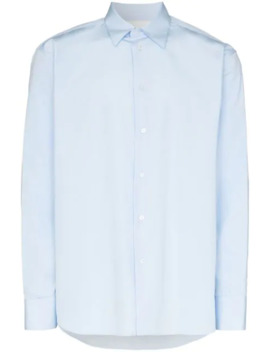 Classic Long Sleeve Shirt by Jil Sander