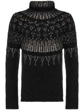 Fairisle Knitted Jumper by Martin Diment