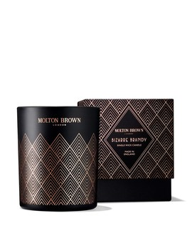 Bizarre Brandy Single Wick Candle by Molton Brown