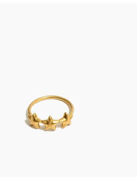 Star Puffs Ring by Madewell