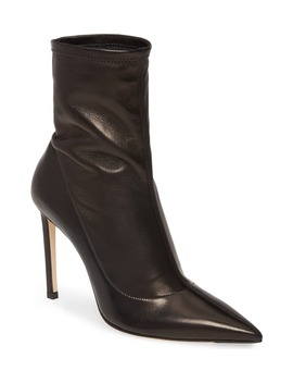 Brin Slouch Pointed Toe Stiletto Bootie by Jimmy Choo
