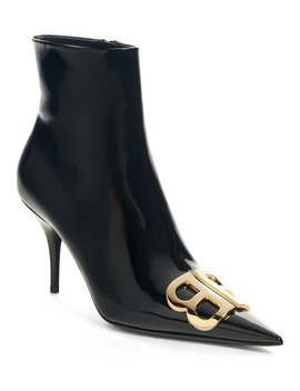 Bb Pointy Toe Bootie by Balenciaga