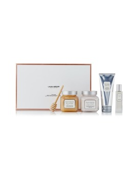 Luxe Ambre Vanillé Skin Care Set by Laura Mercier