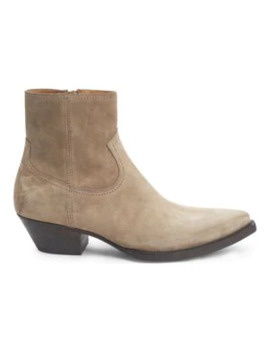 Lukas Suede Ankle Boots by Saint Laurent