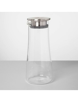 50oz Glass Carafe   Made By Design™ by Made By Design