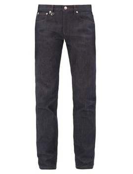 X Jjj Jound Petit Standard Jeans by Jjj Jound X A.P.C.
