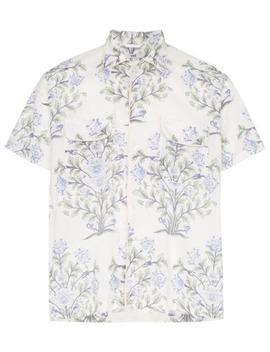Indo Floral Print Shirt by Bode