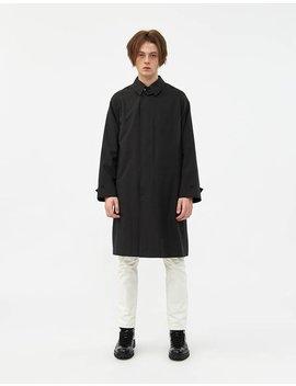 Balmacaan Wool Coat by Beams Plusbeams Plus