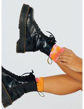 Retrograde Socks by Princess Polly