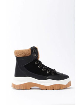 Combo Combat Boots by Forever 21