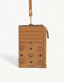 Visetos Neck Strap Card Holder by Mcm