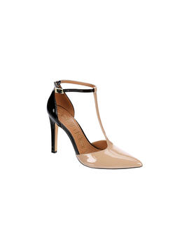 Calvin Klein Womens Brandy   Nude by Off Broadway Shoes