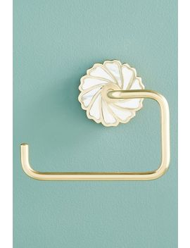 Gracie Toilet Paper Holder by Anthropologie
