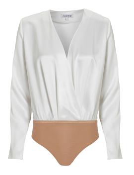 Long Sleeve Bodysuit by Cushnie