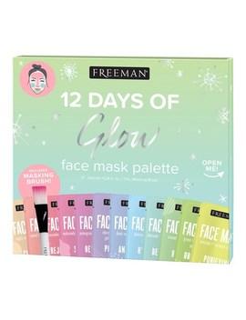 Freeman 12 Days Of Glow Face Mask Palette by Freeman