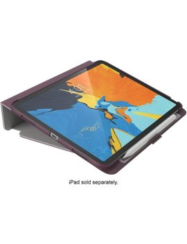"Balance Folio (Gen 2) Case For Apple® I Pad® Pro 11""   Plumberry Purple/Crushed Purple/Crepe Pink by Speck"