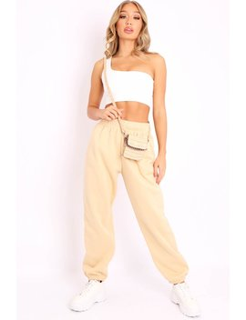 Sand Oversized Joggers   Erica by Rebellious Fashion