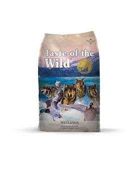 Taste Of The Wild Wetlands Grain Free Roasted Duck Dry Dog Food, 28 Lbs.Taste Of The Wild Wetlands Grain Free Roasted Duck Dry Dog Food, 28 Lbs. by Taste Of The Wild