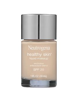 Neutrogena Healthy Skin Liquid Makeup Spf 20, Natural Ivory1.0 Fl Oz by Walgreens