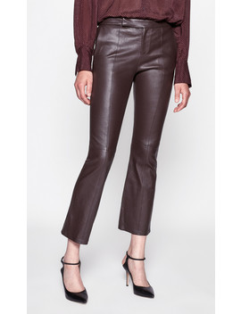 Sebritte Leather Trouser by Equipment