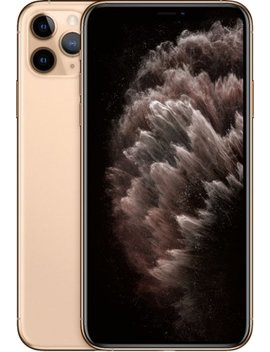 I Phone 11 Pro Max 256 Gb   Gold (Unlocked) by Apple