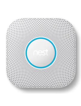 Google Nest Protect Battery Smoke & Carbon Monoxide Alarm (2nd Generation) by Google