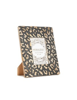 Ellysium Leopard Picture Frame by Shopbop @Home