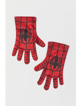 Superhero Gloves by H&M