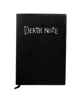 Fashion Anime Theme Death Note Cosplay Notebook New School Large Writing Journal 20.5cm*14.5cm by Ali Express.Com