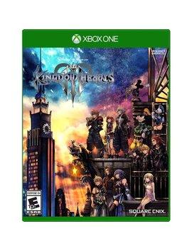 Xbox One by Kingdom Hearts Iii Standard Edition
