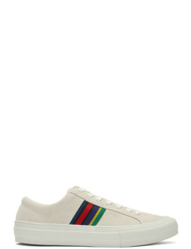 Off White Antilla Sneakers by Ps By Paul Smith
