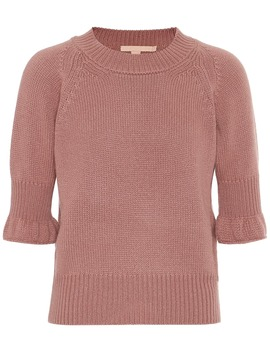 Quattrociocche Cashmere Sweater by Brock Collection