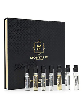 Aouds Discovery Collection Seven Piece Set by Montale