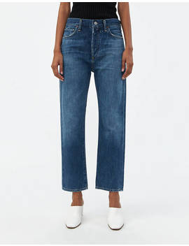 Mckenzie Curved Straight Jean In Good Love by Citizens Of Humanity Citizens Of Humanity