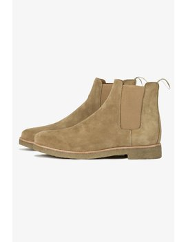 Crepe Chelsea  Boot by Mnml