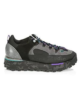Berton Chunky Hiking Sneakers by Acne Studios